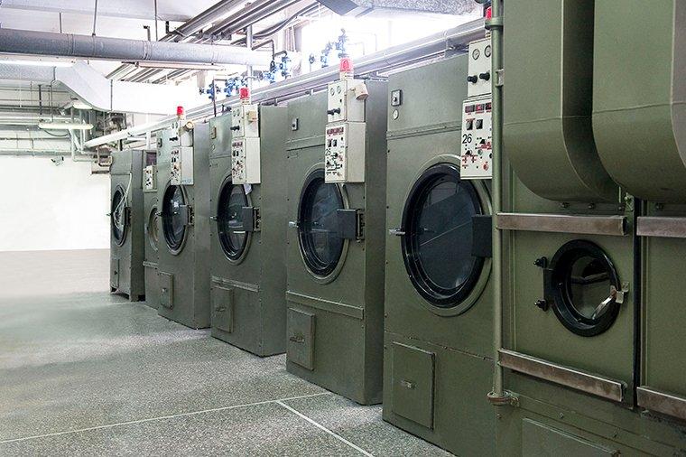 Βιομηχανικό Πλύσιμο
